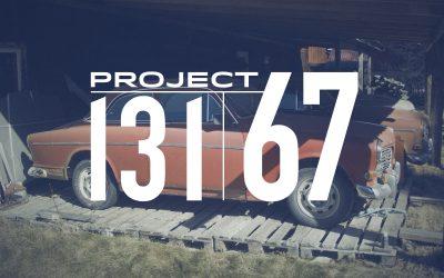 Volvo Amazon 131 1967