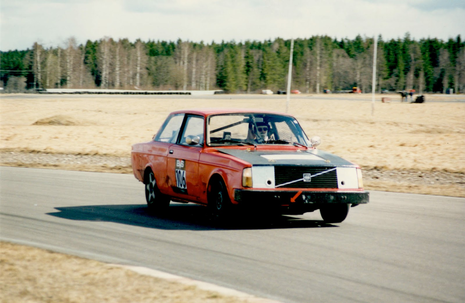 Volvo 242 endurance racing